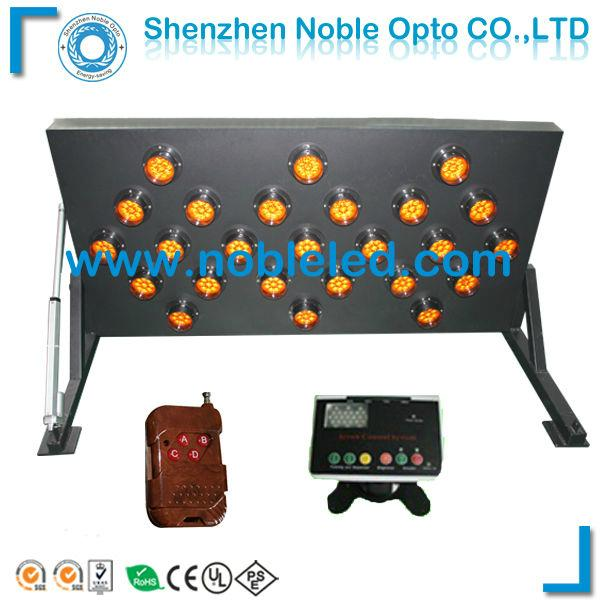 Road Construction Used Arrow Board With Led Lamps Led Arrow Board 1