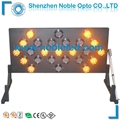 Road Construction Used Arrow Board With Led Lamps Led Arrow Board 3