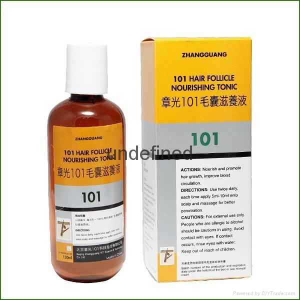 Zhangguang 101 Hair Follicle Nourishing Tonic 5
