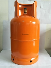 2017 New Design Low Pressure 12.5KG LPG Cylinder with Customized Valve
