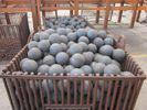 Top Rank forged steel grinding media balls