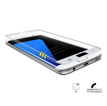 0.26mm 3D Curved Full Cover Tempered Glass Screen Protector For  Galaxy S7 Edge 1