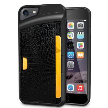 Stylish Wallet Kickstand Case Cover For Iphone 7 Plus  4