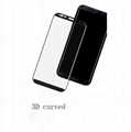 0.33mm 3D curved full cover tempered