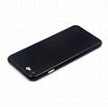 High Glossy Jet Black Case Cover For