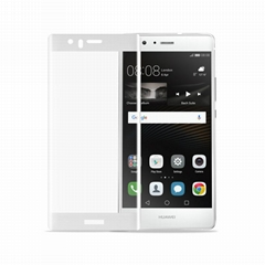 0.33mm 3D Curved Full Cover Tempered Glass Screen Protector For Huawei P9