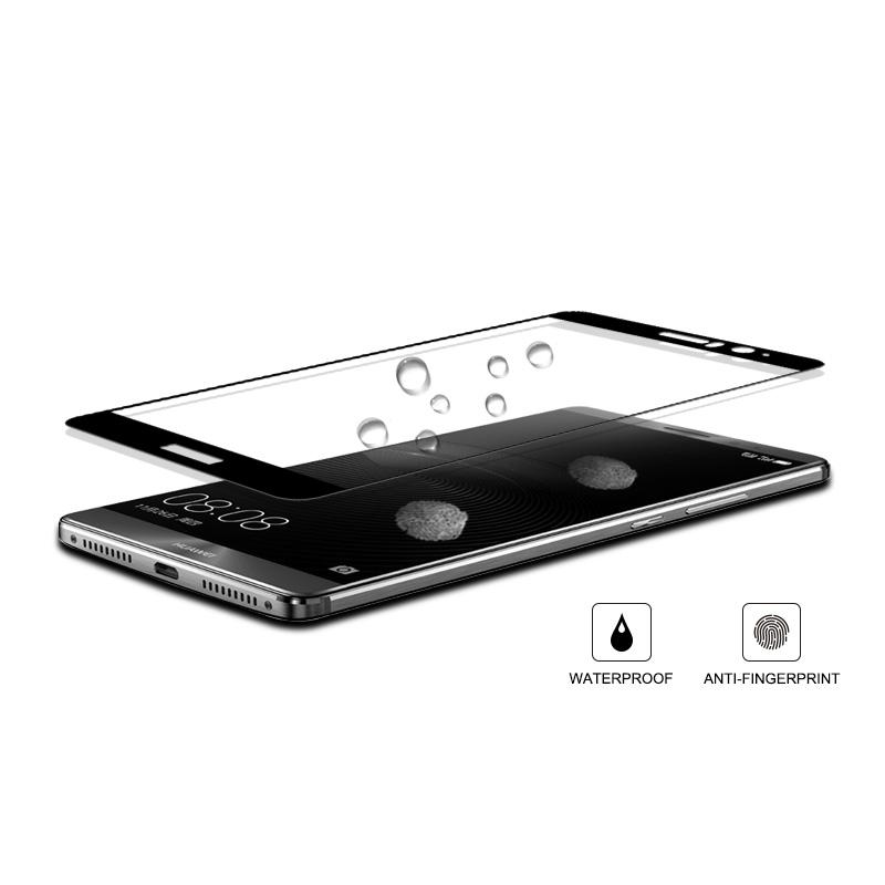 0.33mm 2.5D Full Cover Tempered Glass Screen Protector For Huawei Mate 9 2