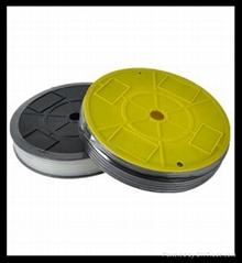 Hot sale PA12 nylon tubing, air brake tubing 8x6mm