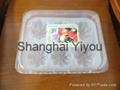 0.6mm Transparent Fruit PVC