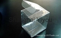 0.3mm Cosmetic Clear Folding