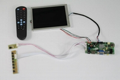 N101ICG HDMI+VGA +AV LCD board +cables+Inverter +Remote control +OSD keypad +10.