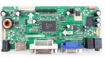 N101ICG HDMI+VGA +AV LCD board +cables+Inverter +Remote control +OSD keypad +10. 2