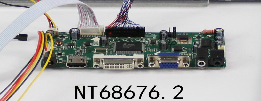 N101ICG HDMI+VGA +AV LCD board +cables+Inverter +Remote control +OSD keypad +10. 3