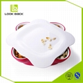 home decor dry fruits nuts tray with 5 compartments 5