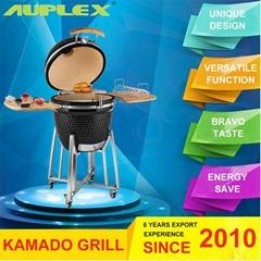 Auplex Popular 21 Inch Charcoal Kamado BBQ Grill