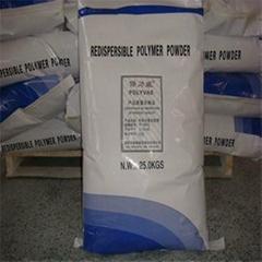 Redispersible polymer powder wall putty