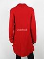 Wholesale Colorful Women Long Cardigan Sweater 2