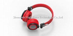 Stereo Bluetooth Headphone with FM and SD card