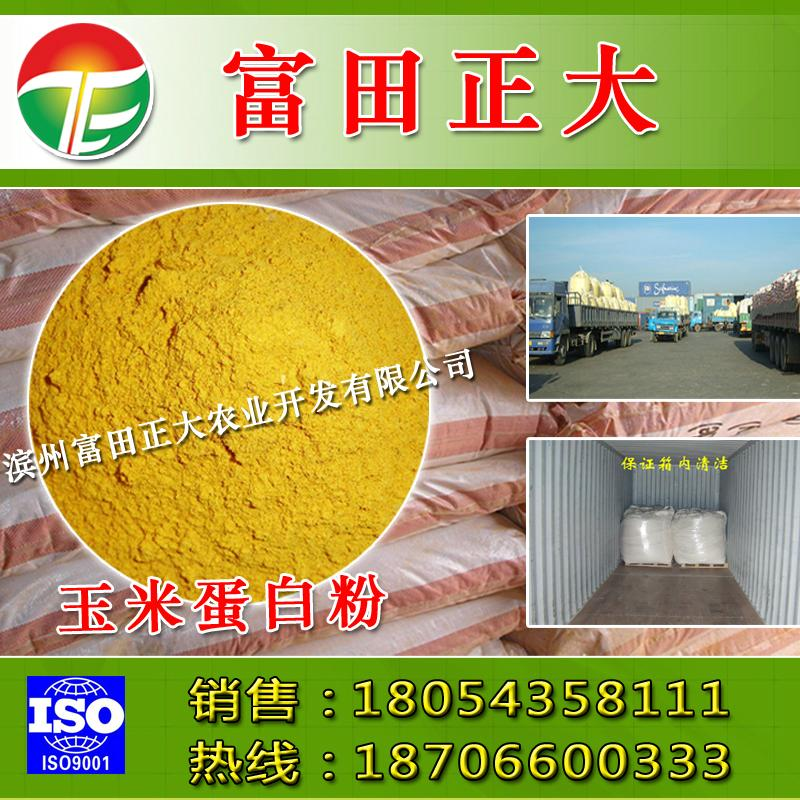 Powdery corn Gluten meal for exports 4