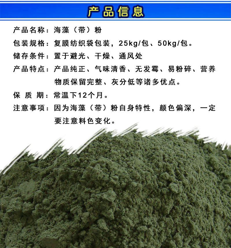 Seaweed powder 4