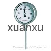 AFRISO德国菲索气体压力式温度计