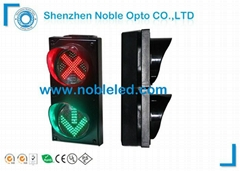 200mm toll booth led traffic safety lights on sale