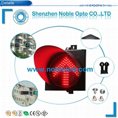 300mm LED solar directional Traffic light with CE&ROHS