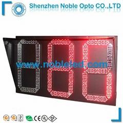 new large digital LED 220V traffic countdown timer