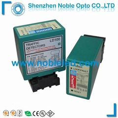 Two Relay Output Loop Detector for Car Parking System