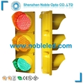 200mm solar led traffic signal safey