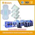 Sanitary pads making machine sanitary napkin machine 3