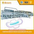 Sanitary pads making machine sanitary napkin machine 5