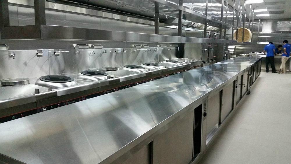 Kindelt Commercial Kitchen Cupboard Sink with Double Bowls Sound Deadening 4