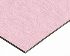 4MM anodizing surface interior decorative panel aluminum composite panel