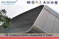 Aluminum polymer composite
