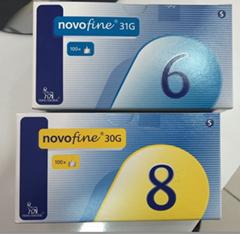 Novofine Needles