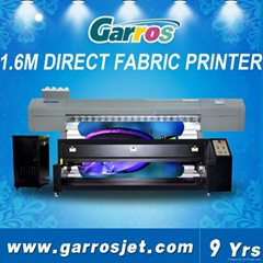 digital polyester fabric printing machine direct to garment textile printer