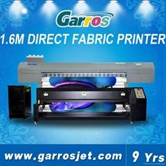 digital polyester fabric printing machine direct to garment textile printer