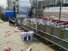 覆膜彩鋼瓦機械設備