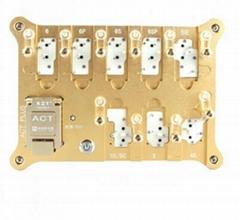 vipprog iphone Baseband eeprom IC repair test fixture All-in-One machine ACT PLU