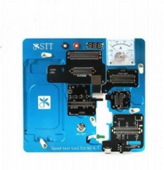 vipprog STT fast speed test fixture and testing jig for iphone 6 motherboard tes