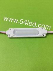 6leds 3W led module injection aluminum pcb 3 years warranty