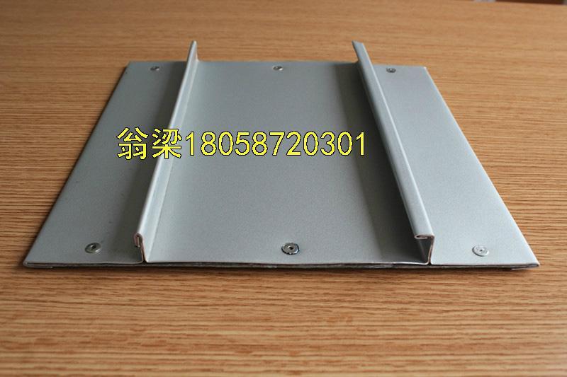 甘藍25-430直立雙鎖邊鋁鎂錳板 1
