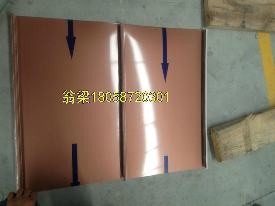 甘藍25-430直立雙鎖邊鋁鎂錳板 2