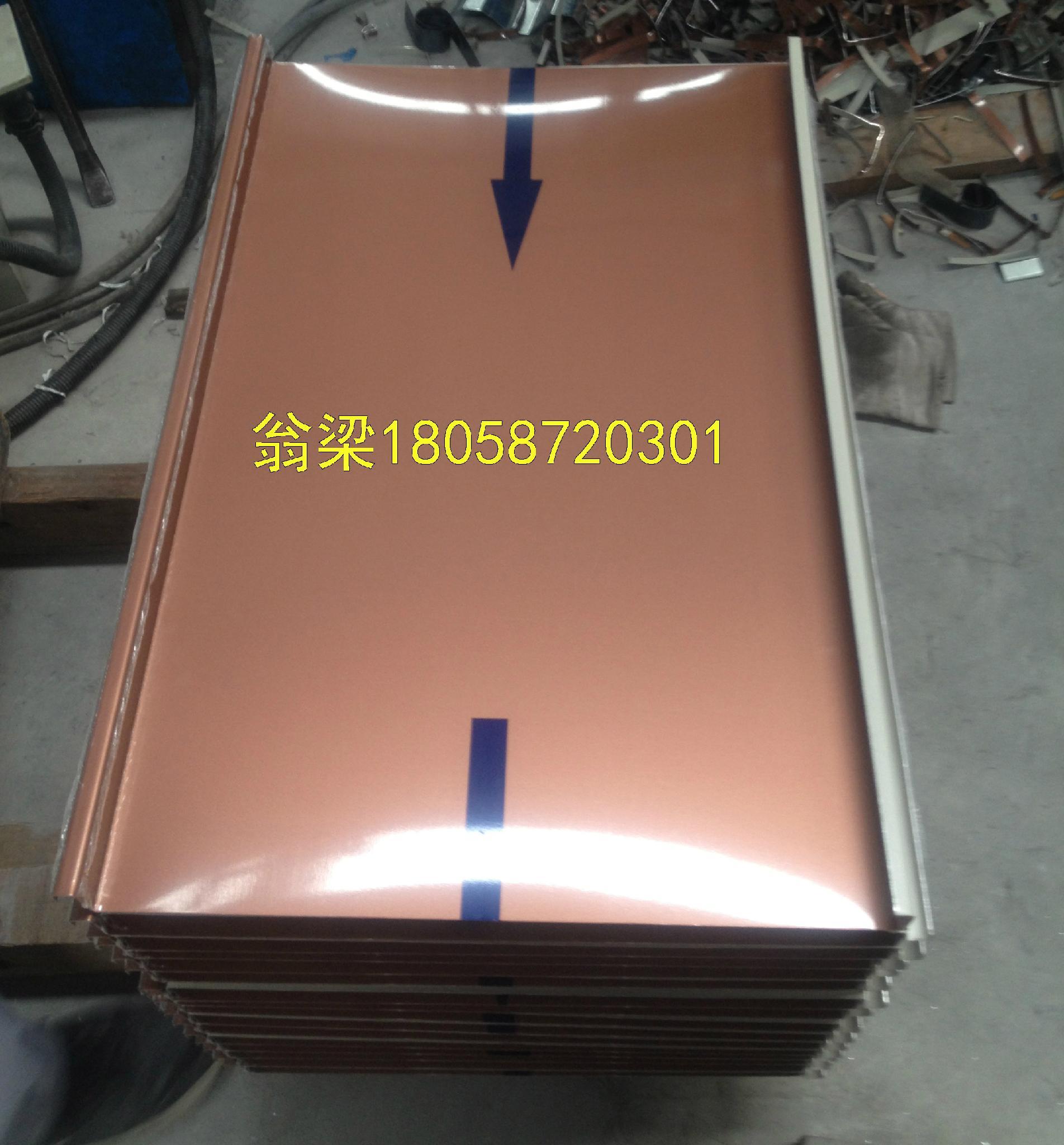 甘藍25-430直立雙鎖邊鋁鎂錳板 4