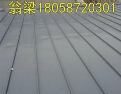 甘蓝430型钛锌板金属屋面系统