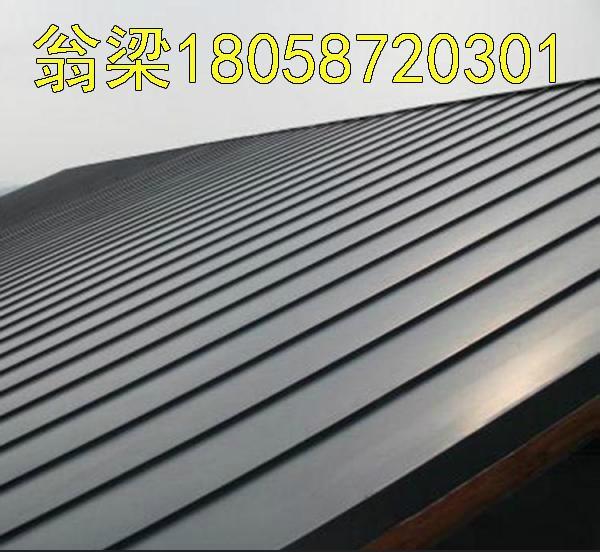 甘藍430型鈦鋅板金屬屋面系統 3