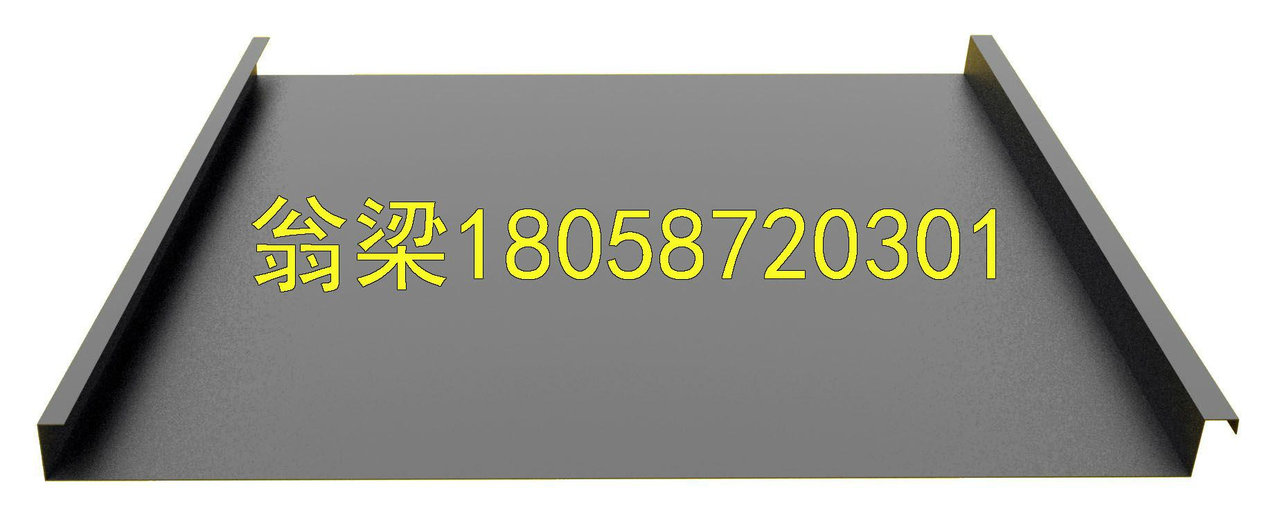 甘藍430型鈦鋅板金屬屋面系統 4