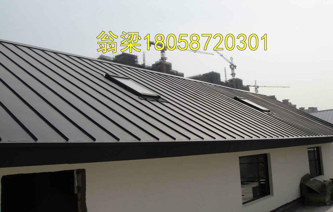 甘藍430型鈦鋅板金屬屋面系統 5