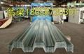 供應甘藍開口樓承板鋼承板鍍鋅板 3